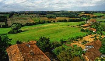 photo d'un paysage de campagne #8
