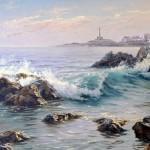 photo paysage bord de mer