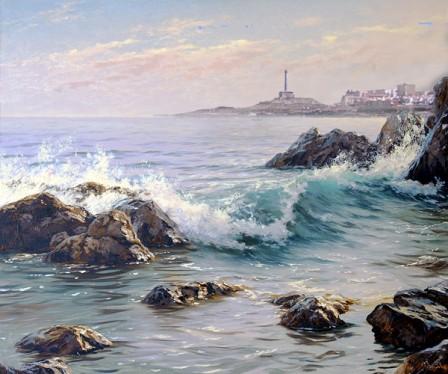 Photo paysage bord de mer 8 - Photo de bord de mer ...