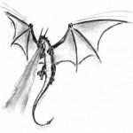 Dragon volant