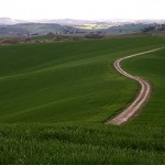 photo paysage de toscane