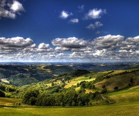 photo paysage hdr