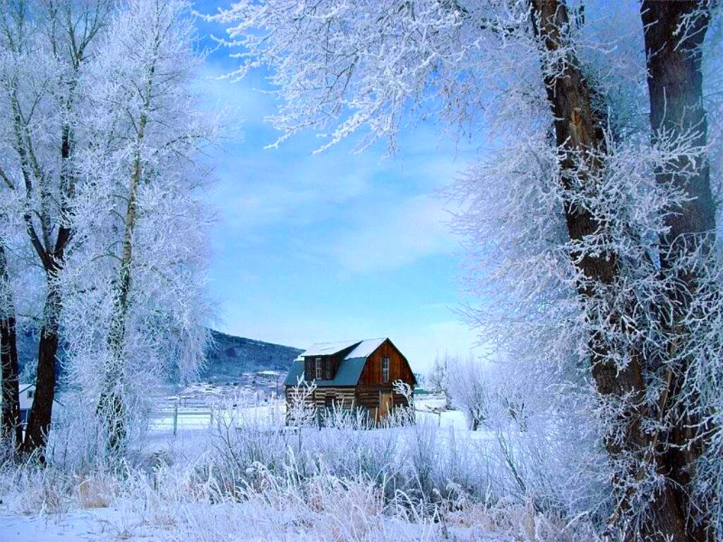 photo paysage hiver gratuit 2. Black Bedroom Furniture Sets. Home Design Ideas