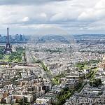 photo paysage urbain france